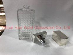 Un exquisito perfume de vidrio para botella de vidrio para Personal o perfume Company