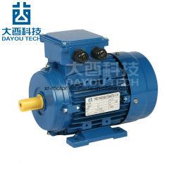 La norma IEC La serie MS de tres fases de la carcasa de aluminio inducción eléctrica AC Electromotor sincrónico de la marcha del ventilador Motores Eléctricos de hierro fundido para IE1