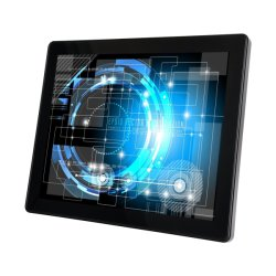 "Cjtouch 17"" LCD 키오스크 멀티미디어 터치 스크린 키오스크가 모두 하나의 PC에 있습니다"