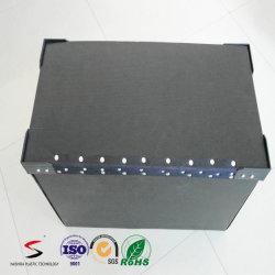 Feuille de plastique Twinwall la case Utiliser des boîtes spéciales rigide des boîtes de set-up