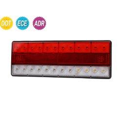 Camion-remorque à LED feux arrière/stop/clignotants/feux de sauvegarde