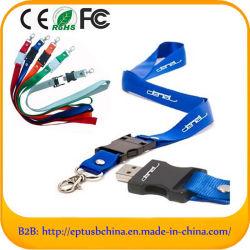 Legare l'azionamento con un nastro dell'istantaneo del USB della corda di caduta di disegno (ET104)
