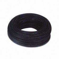 Câble H05RR-F 2x0.75~1.0mm2 décombres les câbles d'approbation européenne de la norme VDE