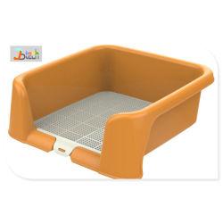 Fabricant de haute qualité Personnalisée Pet Toilettes Les toilettes du bac de chien