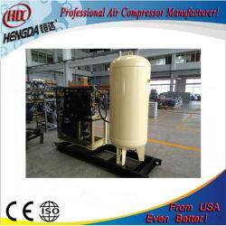 Compresseur à air haute pression du piston pour le soufflage de bouteilles PET