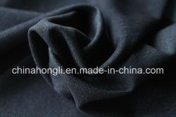 40S/2 tissus de rayonne en polyester tissé de spandex, le denim Look 232gsm