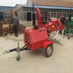 低価格の油圧40HP木製の砕木機