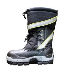 Moto botas de nieve