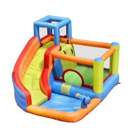 De opblaasbare Apparatuur van de Partij van het Stuk speelgoed van de Tuin van de Kinderen van het Kasteel