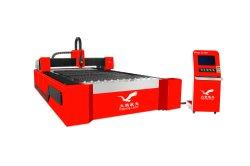Fornecedor de Lasers Dapeng 1000W máquina de corte a Laser de fibra Router CNC