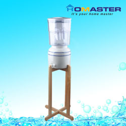 Socle en bois pour les mini-distributeur d'eau (HSC-de-chaussée)