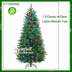 옥외 훈장 다채로운 빛 크리스마스 나무 (CT1200002L)