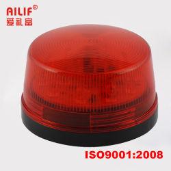Luz de Flash estroboscópico, Alarme, Sistema de Alarme (LM-105)