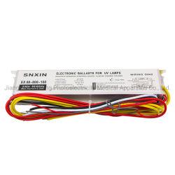 reattanza elettronica della lampadina UV 55-95W
