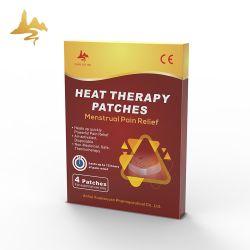 Новые изделия из гипса женственной Menstural теплового лечения боли патч