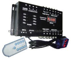 Автомобильная аудио видео Switcher (AV401)