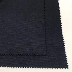 Yigao 직물 고품질 TR 스판덱스 더블 피면 니트 패브릭 옷이 있는 경우