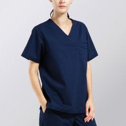 Le uniformi di fabbricazione della Cina per l'ospedale medico frega il disegno uniforme di /Hospital