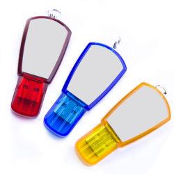 Aandrijving van de Flits USB van de Vorm van de Ventilator van de premie de Plastic