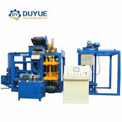 ماكينة صناعة الهيدروليك Q4-20، آلة صنع الطوب الإسمنجمنت، آلة صنع الطوب، آلة صنع الراصف، آلة صنع الراصف، آلة صنع الكتلة Hollow