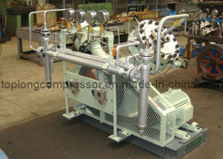 다이어프램 공기압축기 산소 압축기 부스터 질소 압축기 헬륨 압축기 부스터 고압 압축기(GV-10/4-150 CE 승인)