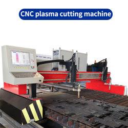 Platte CNC-Metallbock CNC-Plasma-Flamme-Ausschnitt-Maschine