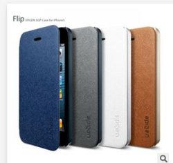 Sgp защитная Slim Flip мешки для телефона iPhone5S 4s 4G телефона случаях чехол для Apple iPhone 5S4 жесткого задней крышки