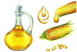 고품질 정제된 옥수수 오일 대량 조리 가격