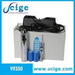 Elektronische Zigarette, 18350/18650 Batterie-variables Volt u. Watt E-Zigarette VV350 Installationssatz