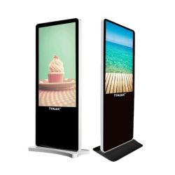 Tyalux 49 polegadas LCD Totem Quiosque Digital Signage vertical do monitor