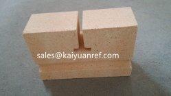 High Precision Factory Price Sk34 Sk36 Sk38 Sk40 High Alumina الطوب الحرارية\الطوب الأحمر المرتفع ألومينا النار الطوب\العالي ألومينا