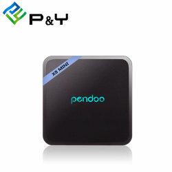 Prijs van de Fabriek van de Doos van TV van Amlogic S905W VideoMedia Player van Pendoo X8 de Mini Mini