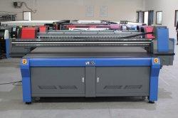Vernice bianca a base piatta UV di Cmyk LC Lm della stampante di formato di Sinocolor 1.3X1.3m