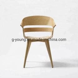 La conception de chêne en bois massif Room Restaurant bon marché chaise de salle à manger en bois