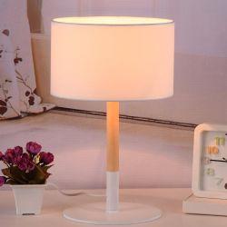 Современный модный и простой белый стол деревянный стол матрицы света лампы