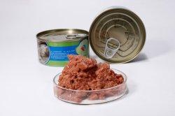 Huhn 170g mit dem Thunfisch eingemacht für Katze-Nahrung- für Haustierekatze-Nahrungsmittelgroßverkauf