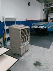 砂漠のクーラーの屋外のための蒸気化の空気冷却装置の泥地のクーラー