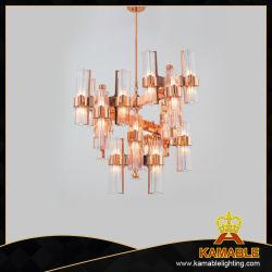 La moderna decoración elegante araña de cristal (MD8159-40A)