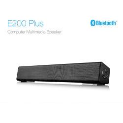 Bluetooth無線SoundbarのスピーカーとE200 (ラップトップまたはDesktop/TVのスピーカー)