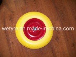 車輪PUの泡の車輪の/PUのゴム製車輪または手押し車の車輪または手押し車の車輪か車輪または穿刺の証拠の車輪