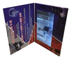 Tela LCD de Design Personalizado Catálogo de vídeo para eventos