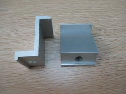 Morsetto d'acciaio dell'estremità di C per il modulo solare di PV