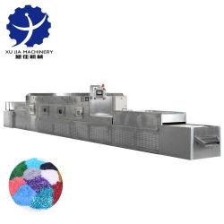 Type de tunnel de l'assèchement de l'équipement de séchage micro-ondes