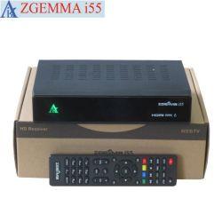 Digital ar High-Tech Zgemma I55 Caixa IPTV Núcleo duplo de alta de CPU SO Linux E2 Receptor WiFi USB