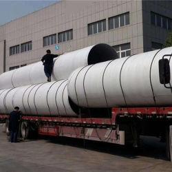Inox Big Size ASTM A312 TP 316/316304/304L/L'industrie soudés en acier inoxydable tuyau rond B36.19M