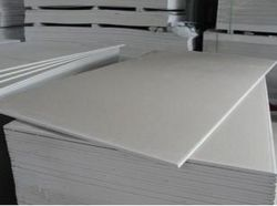 Populaires de gypse en PVC plastifié recyclables les carreaux de plafond