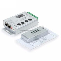وحدة التحكم LED Hc008 وحدة التحكم في مؤشر LED Magic Dream Color RF لـ مصباح LED