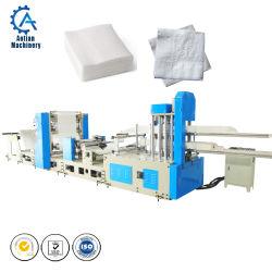 Papiermaschinen-Seidenpapier-Serviette-faltende Maschine