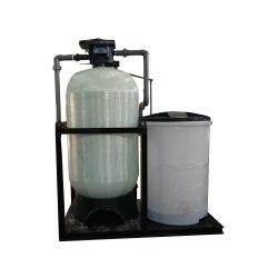 Amaciante de água industrial e doméstica de resina de permuta catiónica ácidas