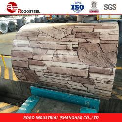 、屋内装飾のための材料を使用して家具Anti-Corrosion、カムフラージュの木の石造りの鋼板